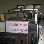 Carrombot